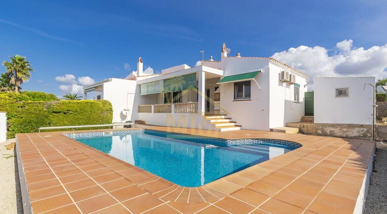 Villa for sale in Canutells Menorca