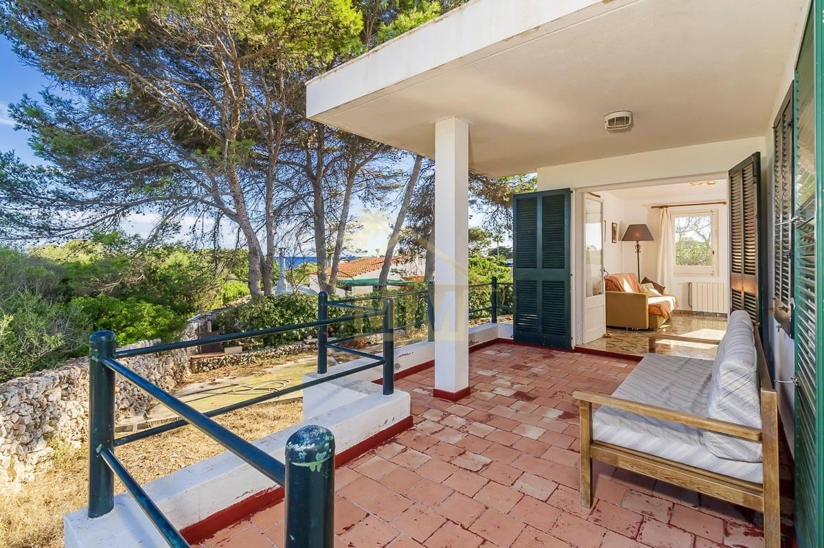 Cap d'en Font| Villa with sea views