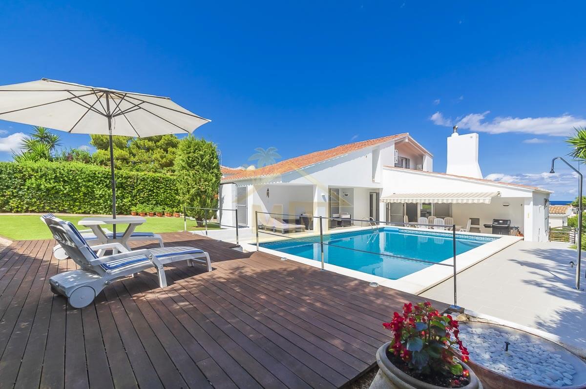 Addaya | Immaculate 4-bedroom villa with sea views
