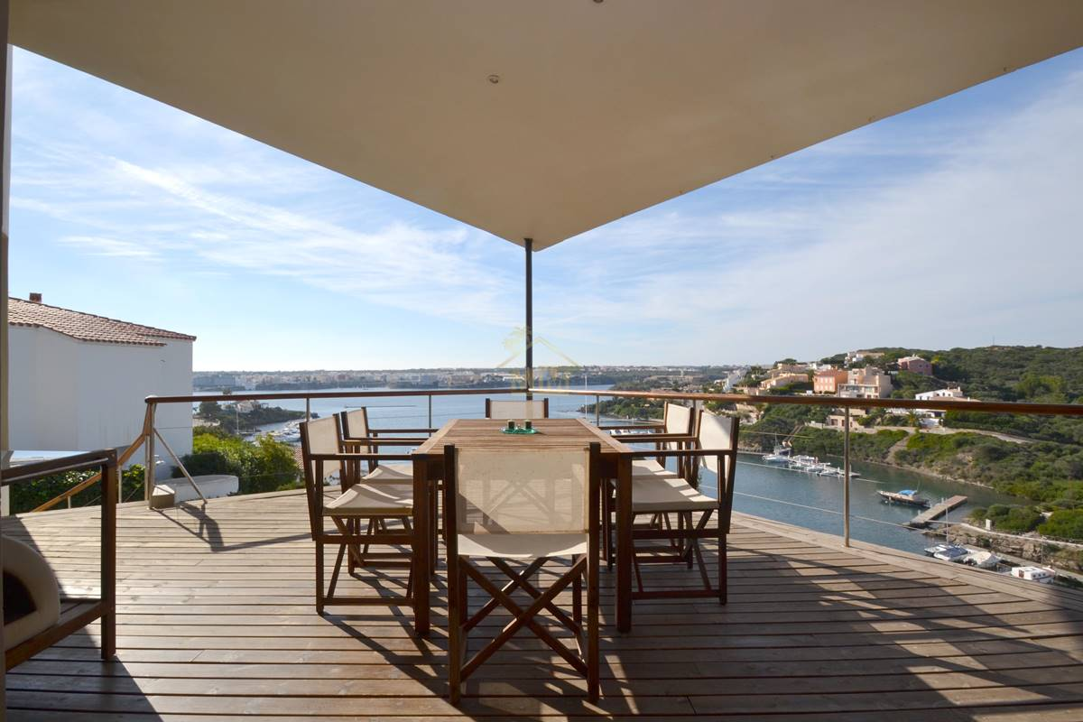 Cala Llonga | Unique villa with stunning views