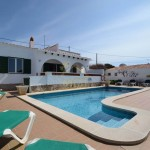 Family Villa for sale in Calan Porter, Menorca