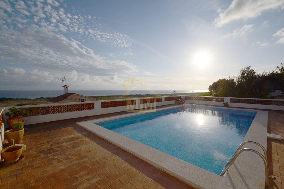 San Jaime | Villa con 4 dormitorios y vistas increíble