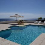 Front-line villa and plots for sale in Binidali