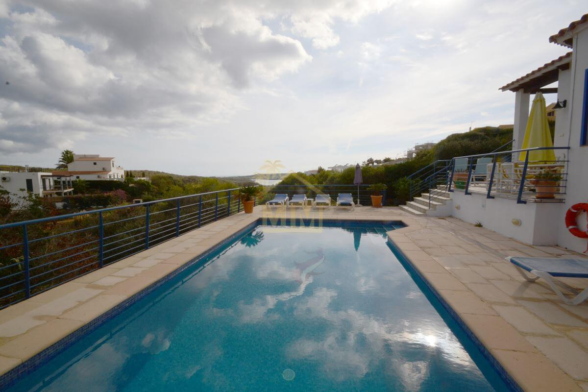 Cala Llonga | Pretty villa overlooking the Port of Mahon