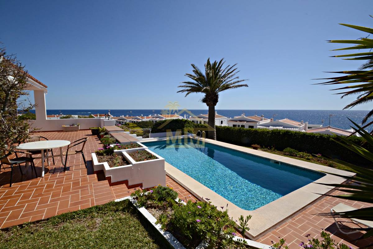 Binibeca | Charming villa with stunning sea views