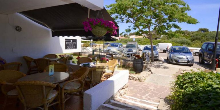 Restaurant for sale in Binibeca, Menorca
