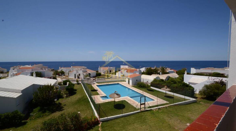 Apartment and restaurant for sale in Binibeca Menorca