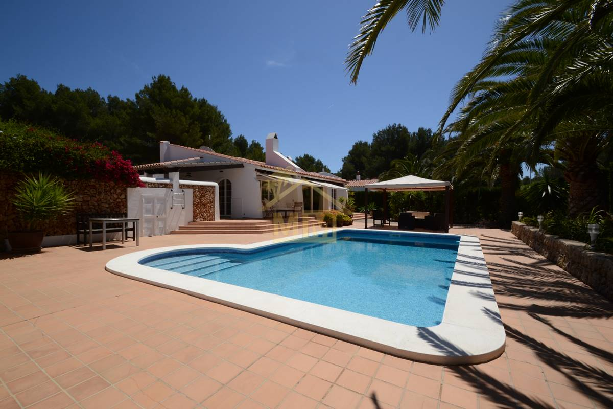 Son Parc | Exceptional family villa front line to golf course