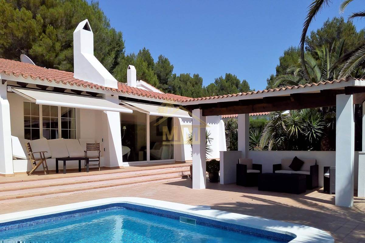 Son Parc   Exceptional family villa front line to golf course