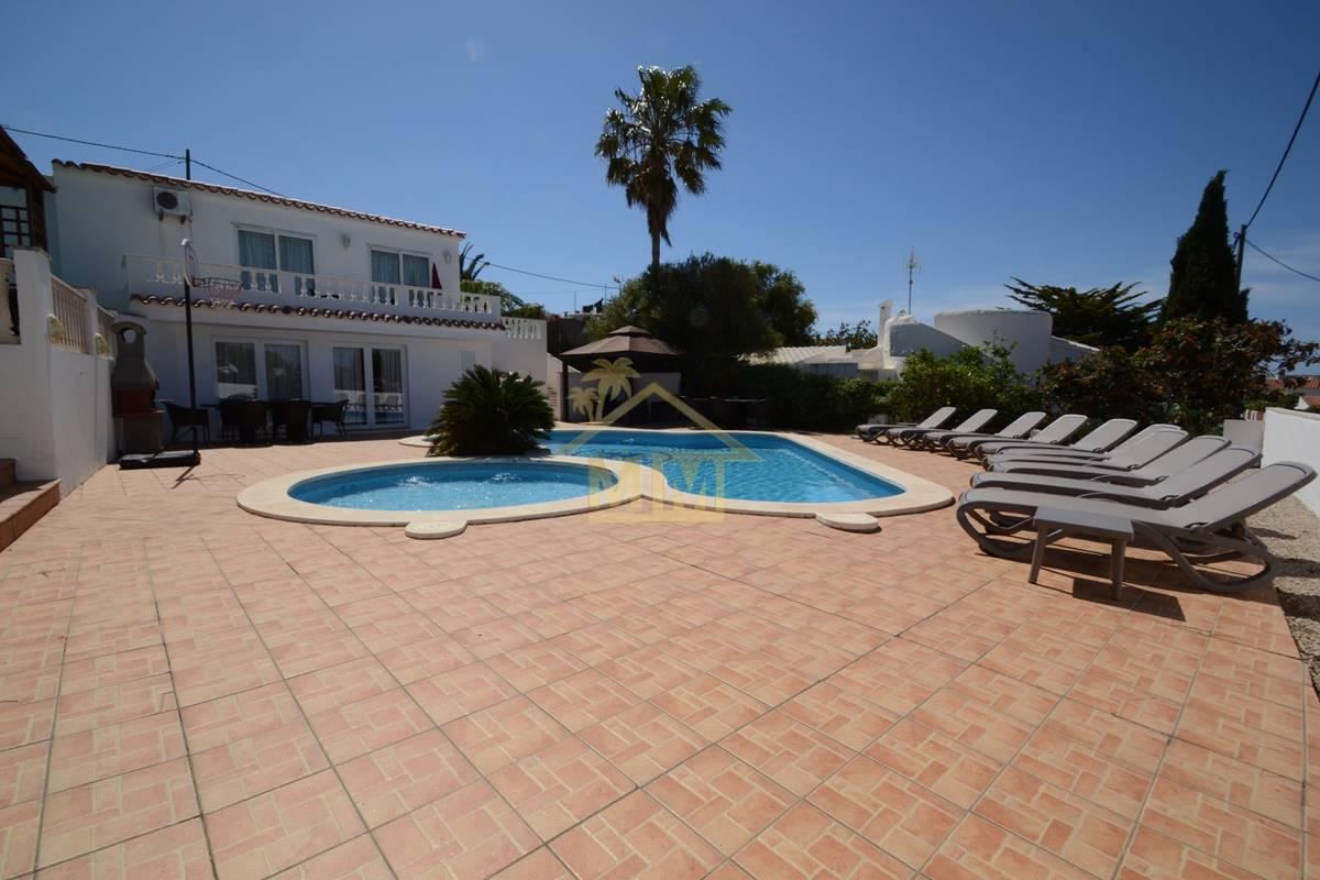 Calan Porter   6 bedroom villa in popular location