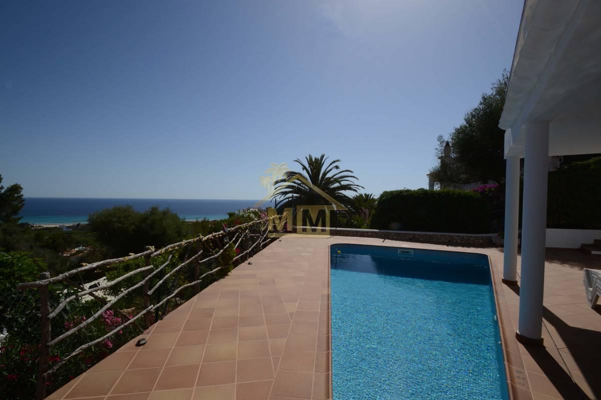 San Jaime | 3 bedroom villa with sensational sea views