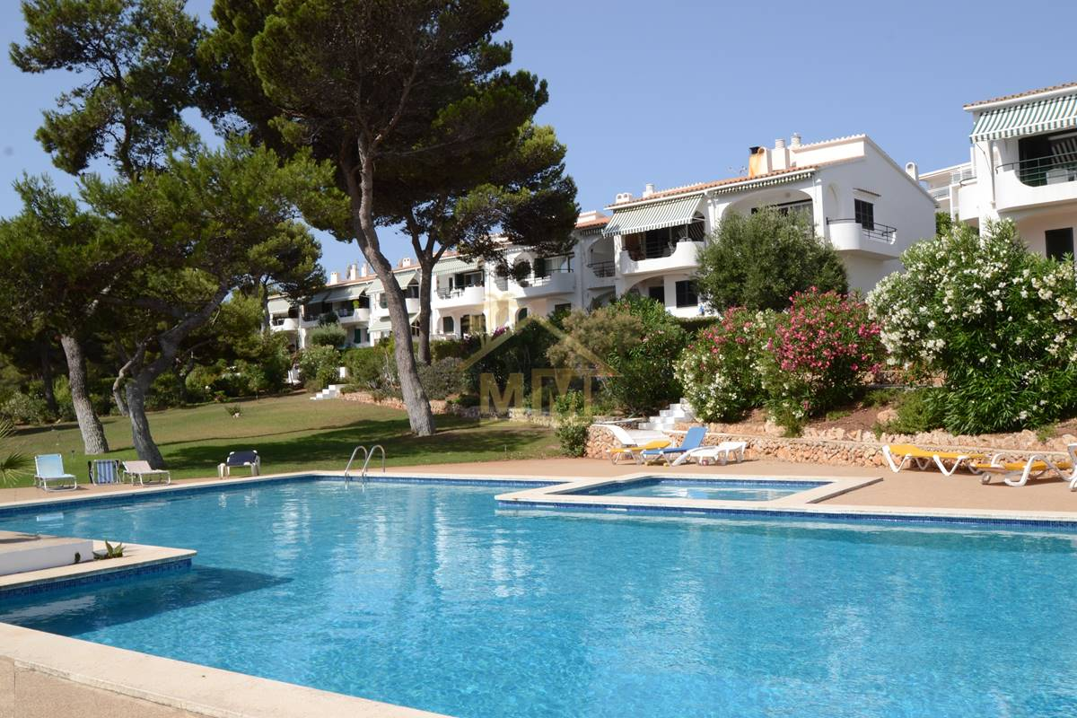 Coves Noves | Duplex with communal swimming pool