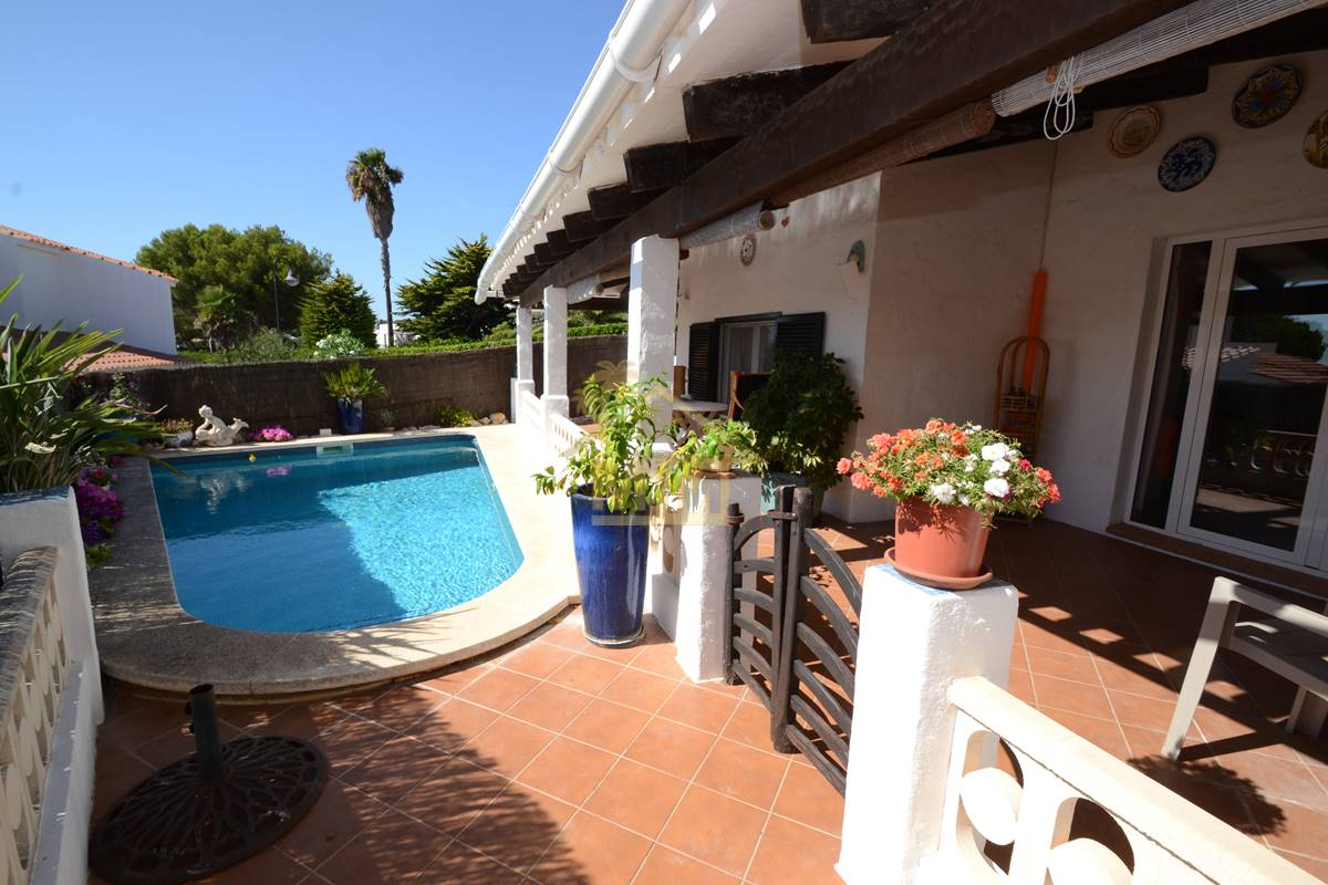 Binibeca Vell | Pretty 3 Bedroom Villa