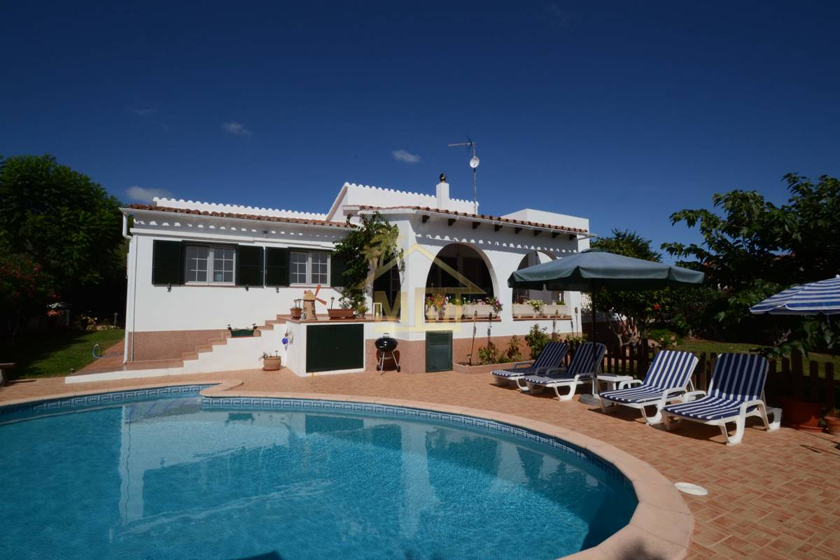 Calas Coves | Private 3 Schlafzimmer Familien Villa