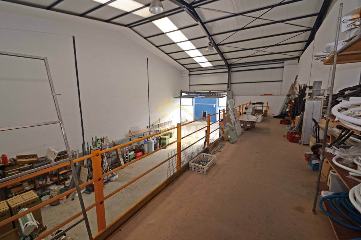San Luis| Warehouse in the Industrial Estate