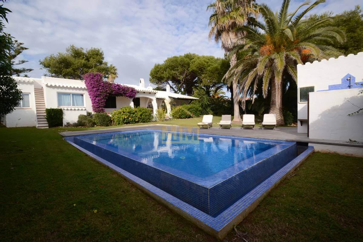 Cap d'en Font | Fantastique villa avec vue sur la mer
