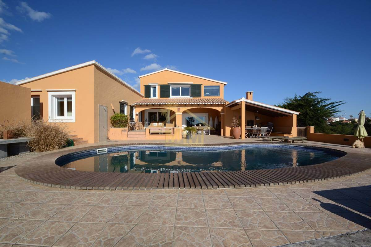 Cala Llonga|Impressive Villa with Fabulous Sea Views
