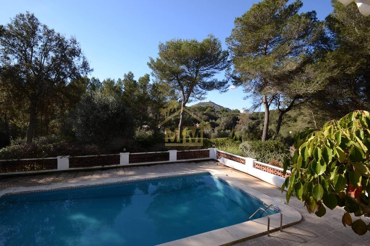 Sa Roca | Villa de 4 chambres dans un endroit pittoresque