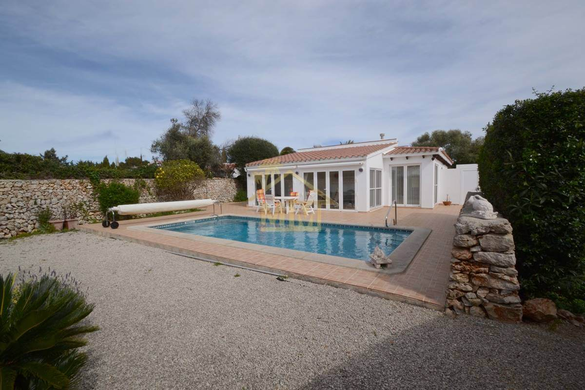 Trebaluger | Renovated villa with private pool