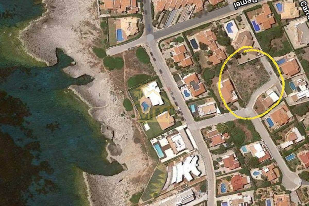 Son Ganxo| Plot of land with a project to build a Villa