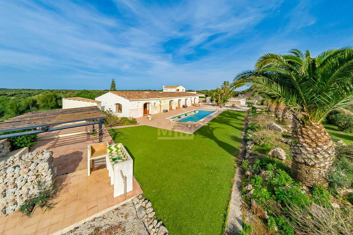 Mahón | Splendid property in an idyllic setting