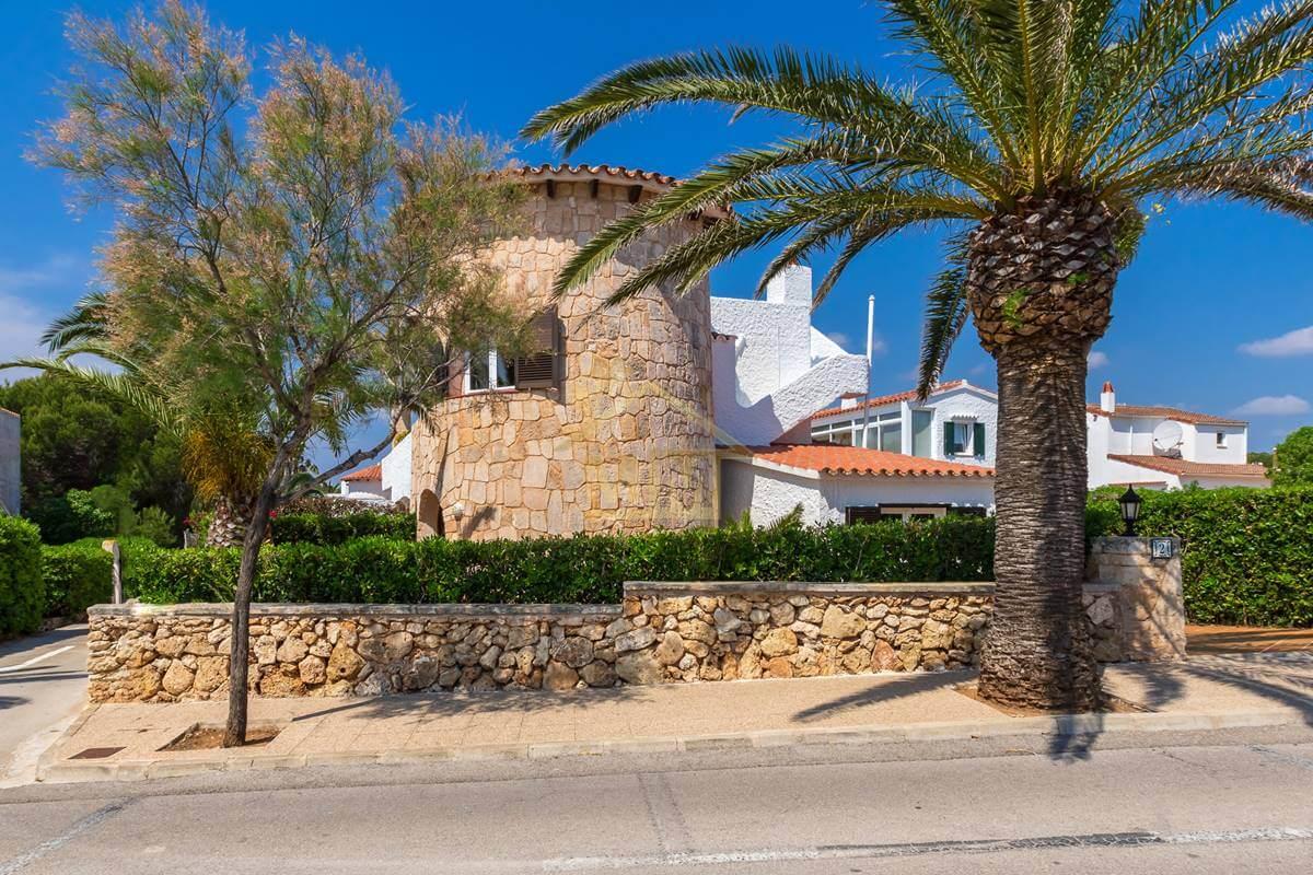S'algar | Villa with sea views