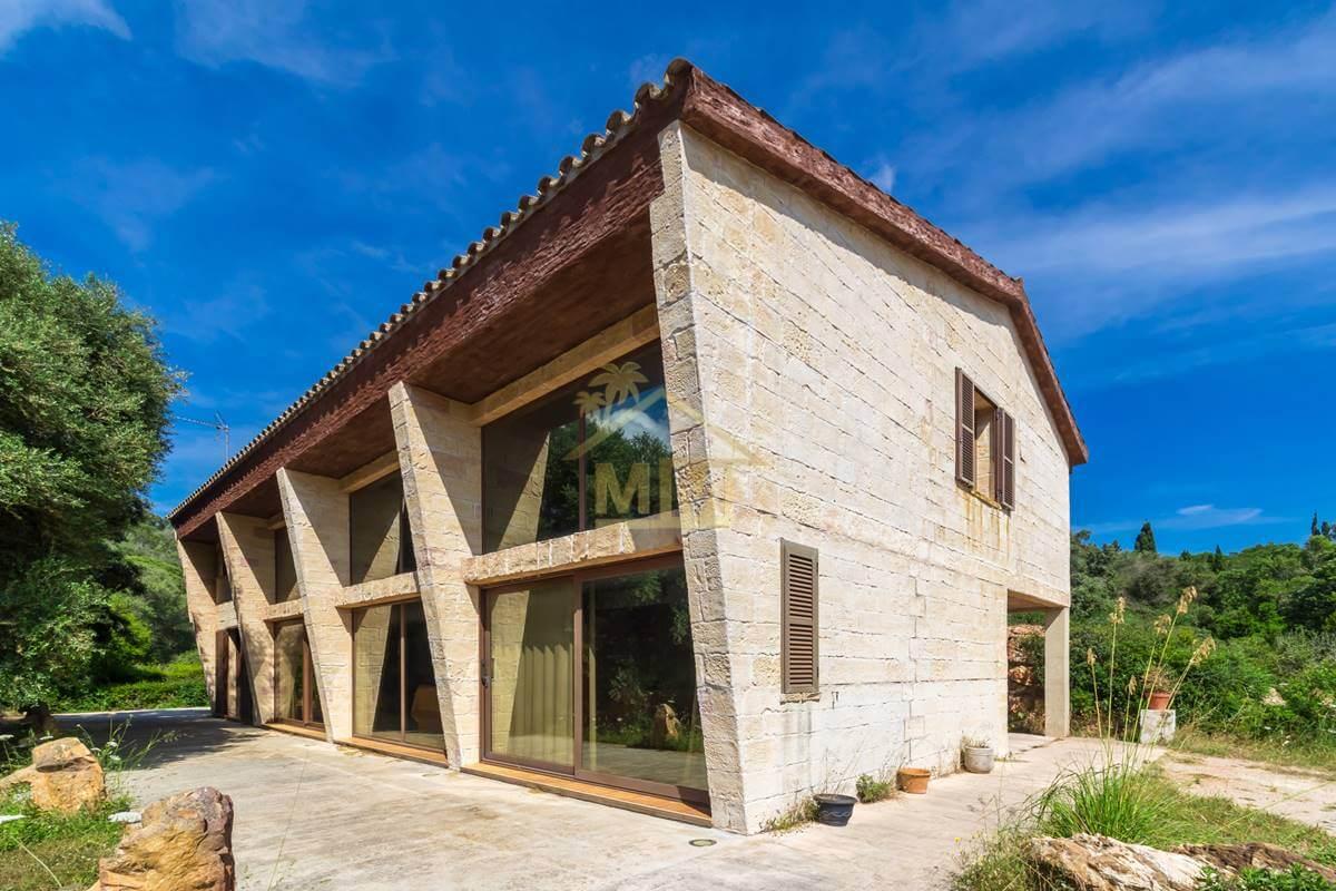Serra Morena | Maison de design dans un milieu naturel
