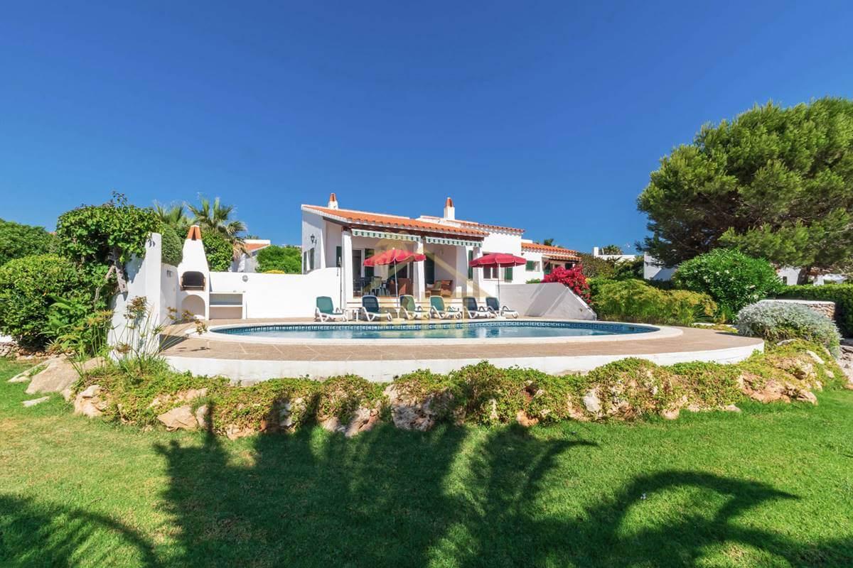 Binibeca| Beautiful Villa with Tourist License