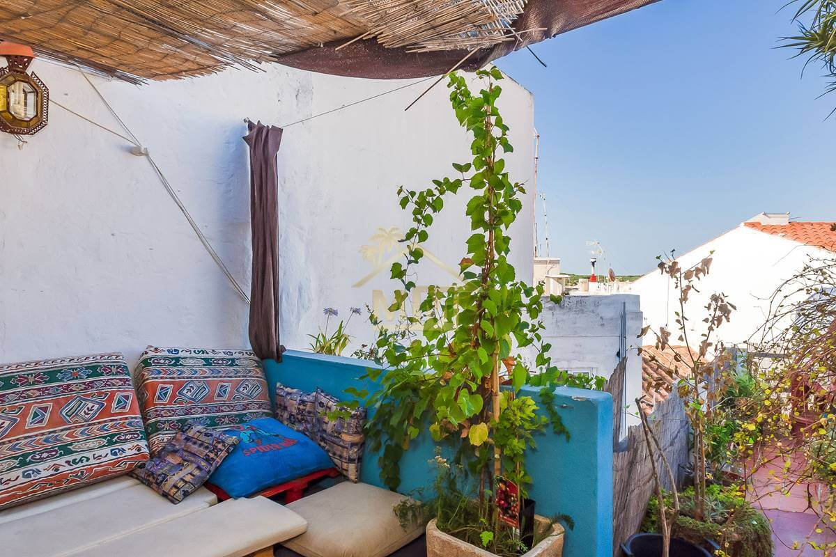Mahón | First Floor Townhouse in the historic centre