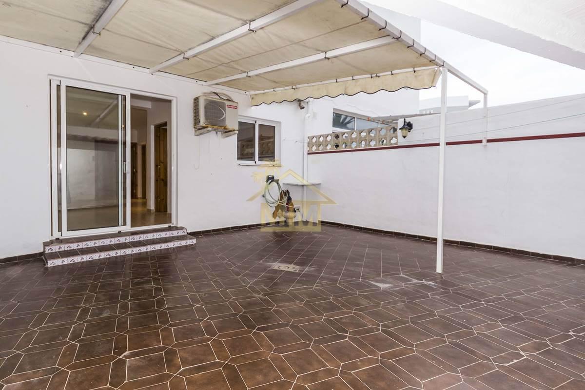 Es Castell | Ground floor flat near Cala Corb