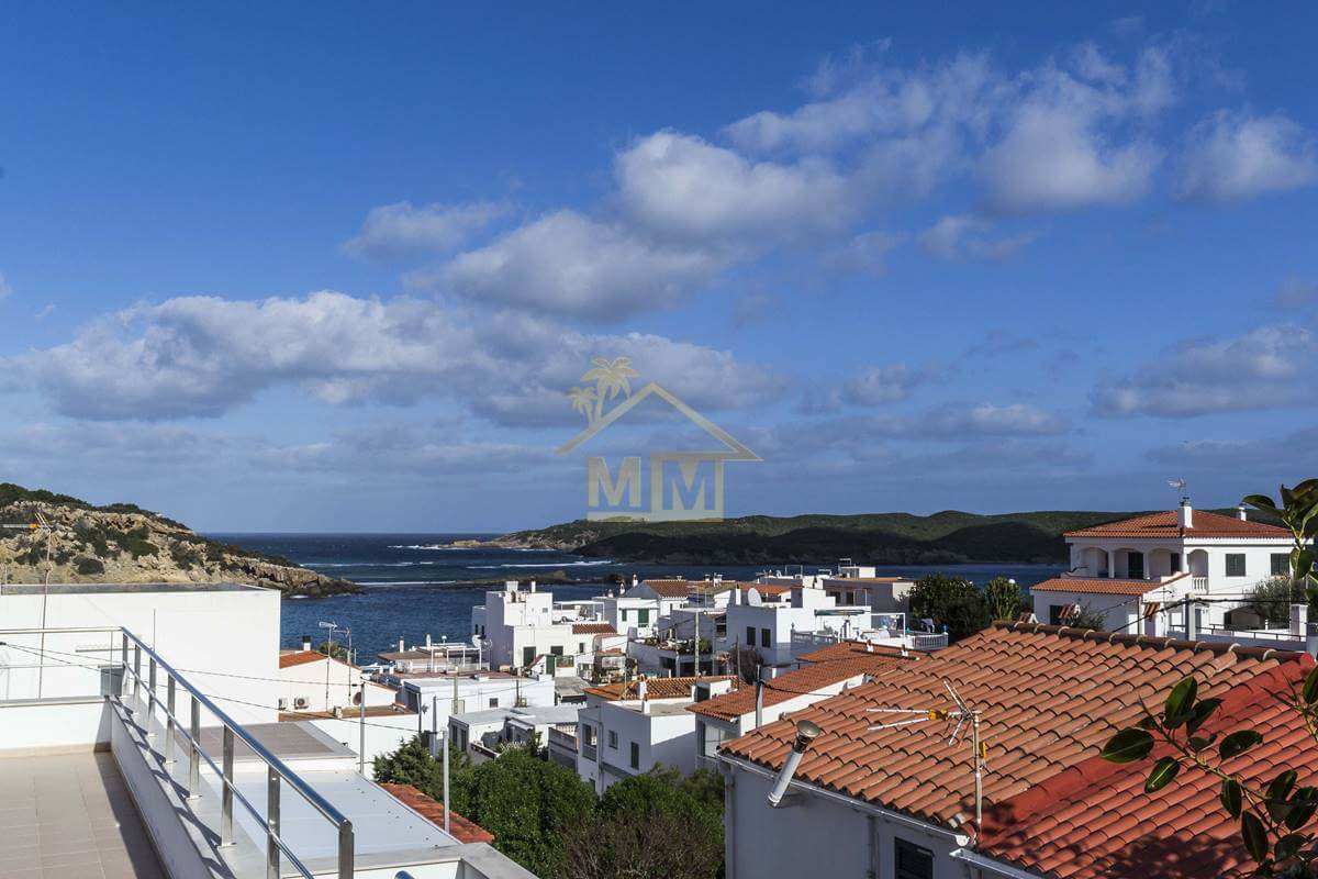 Es Grau | Apartment with sea views