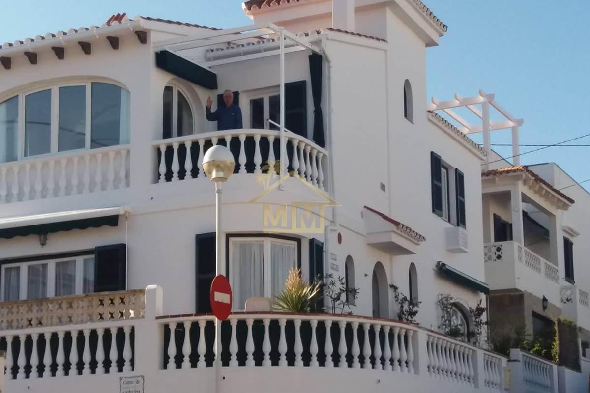 Es Grau | Villa avec vue sur la mer