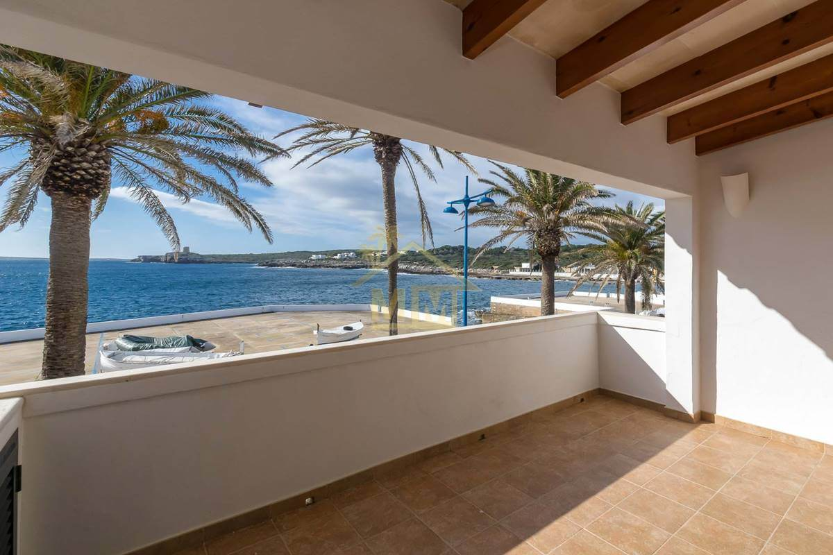 S'algar | Front line property with breath-taking sea views