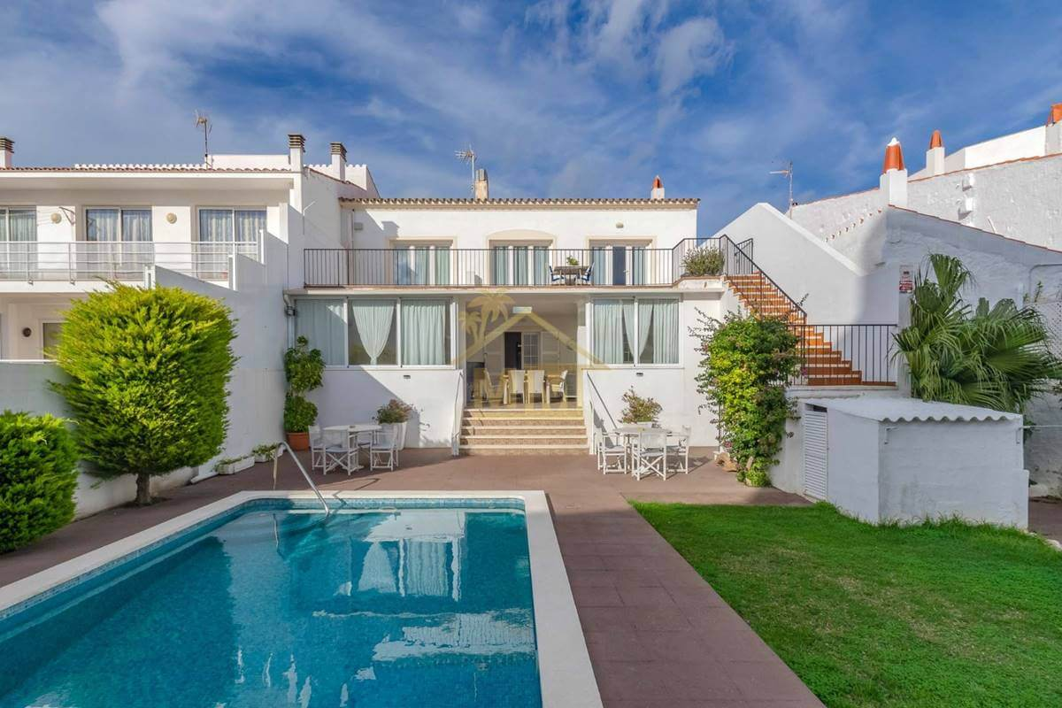 Mahón | Townhouse with swimming pool