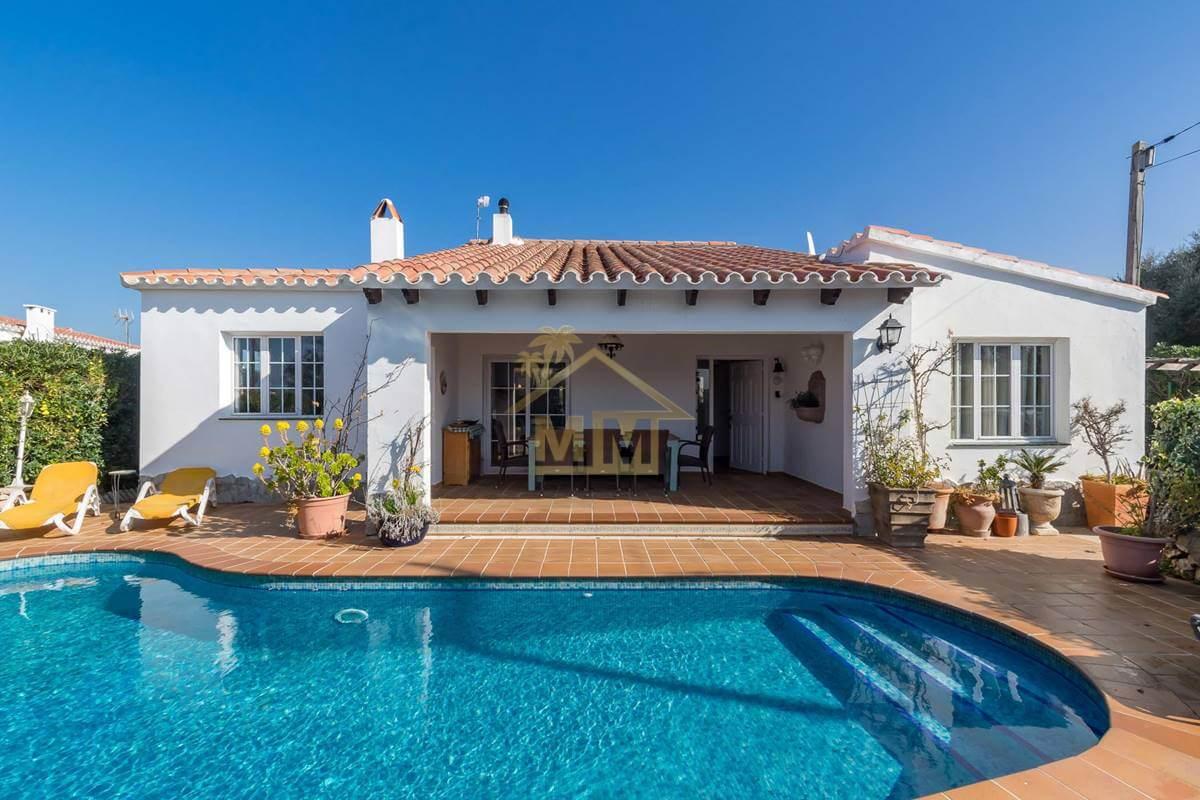 Son Vilar| 4 bedroom villa in quiet location