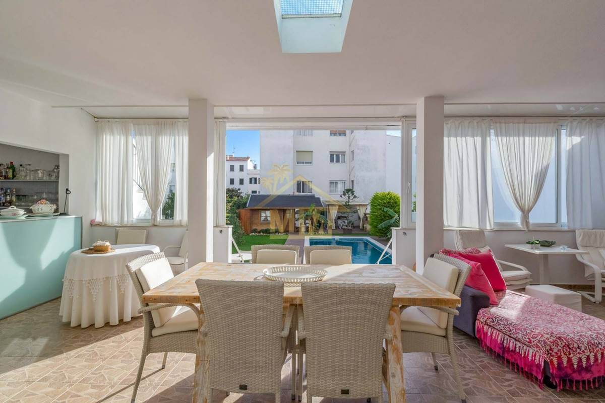 Mahón   Ground floor Townhouse with swimming pool