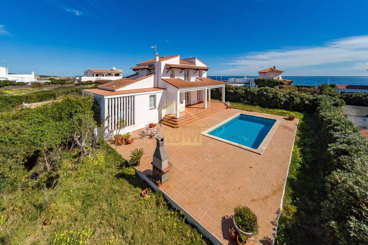 S'algar | 4 bedroom Villa with sea views