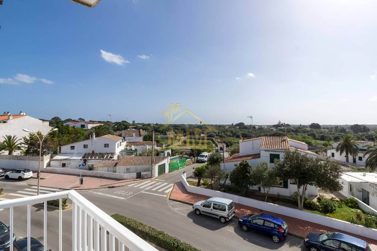 Sant Lluís | Bright and spacious 4 bedroom flat