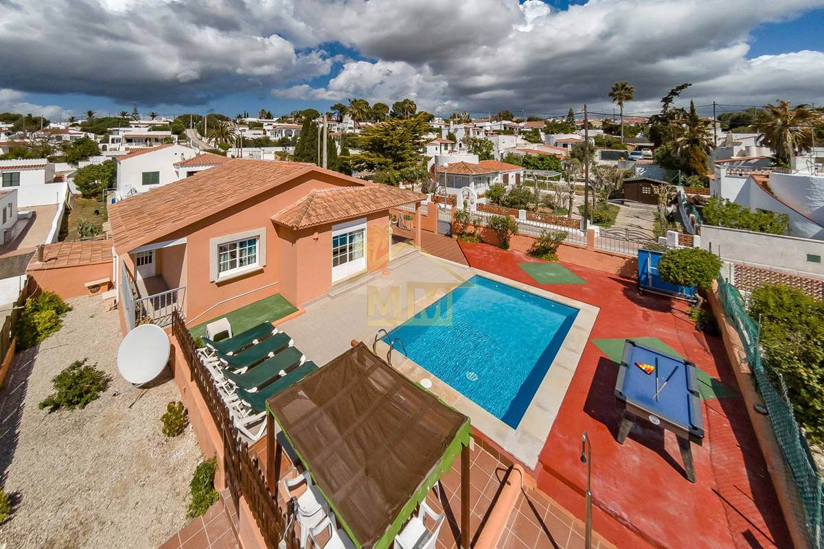 Calan Porter | 3 bedroom Villa with Tourist Licence