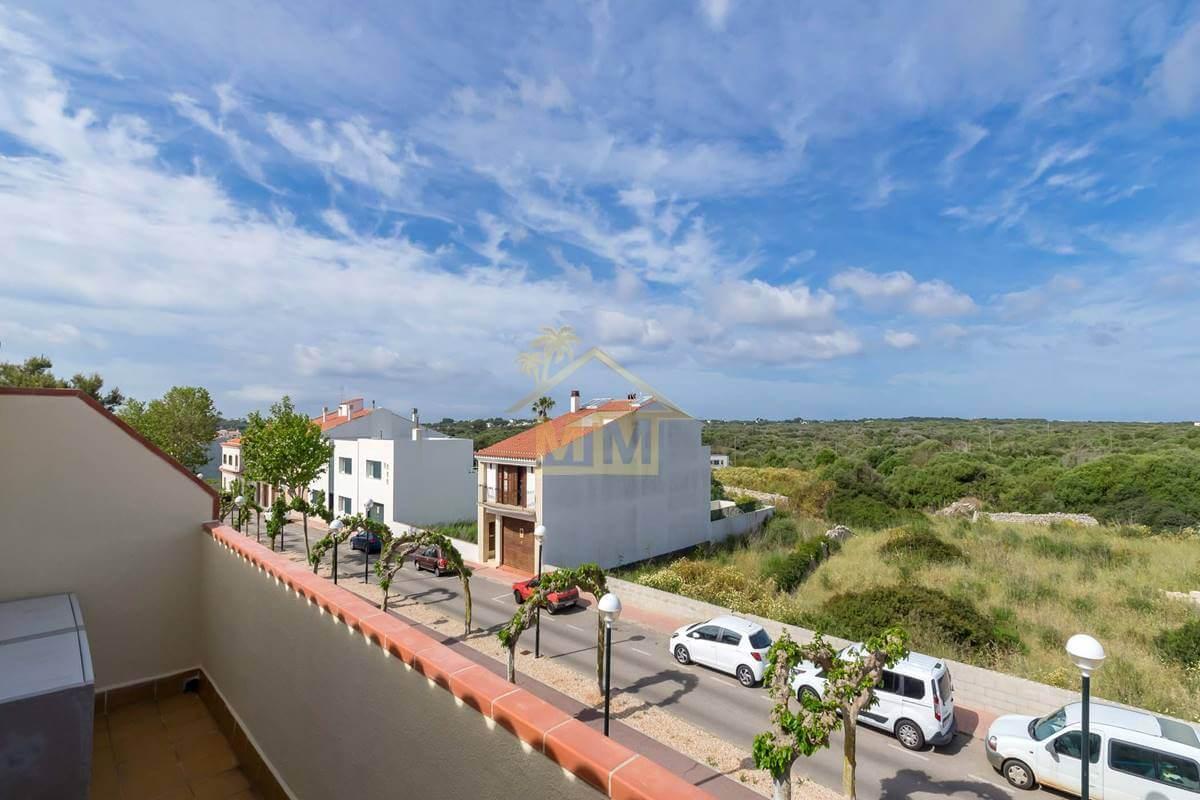 San Luís | Casa adosada con vistas al campo y garaje