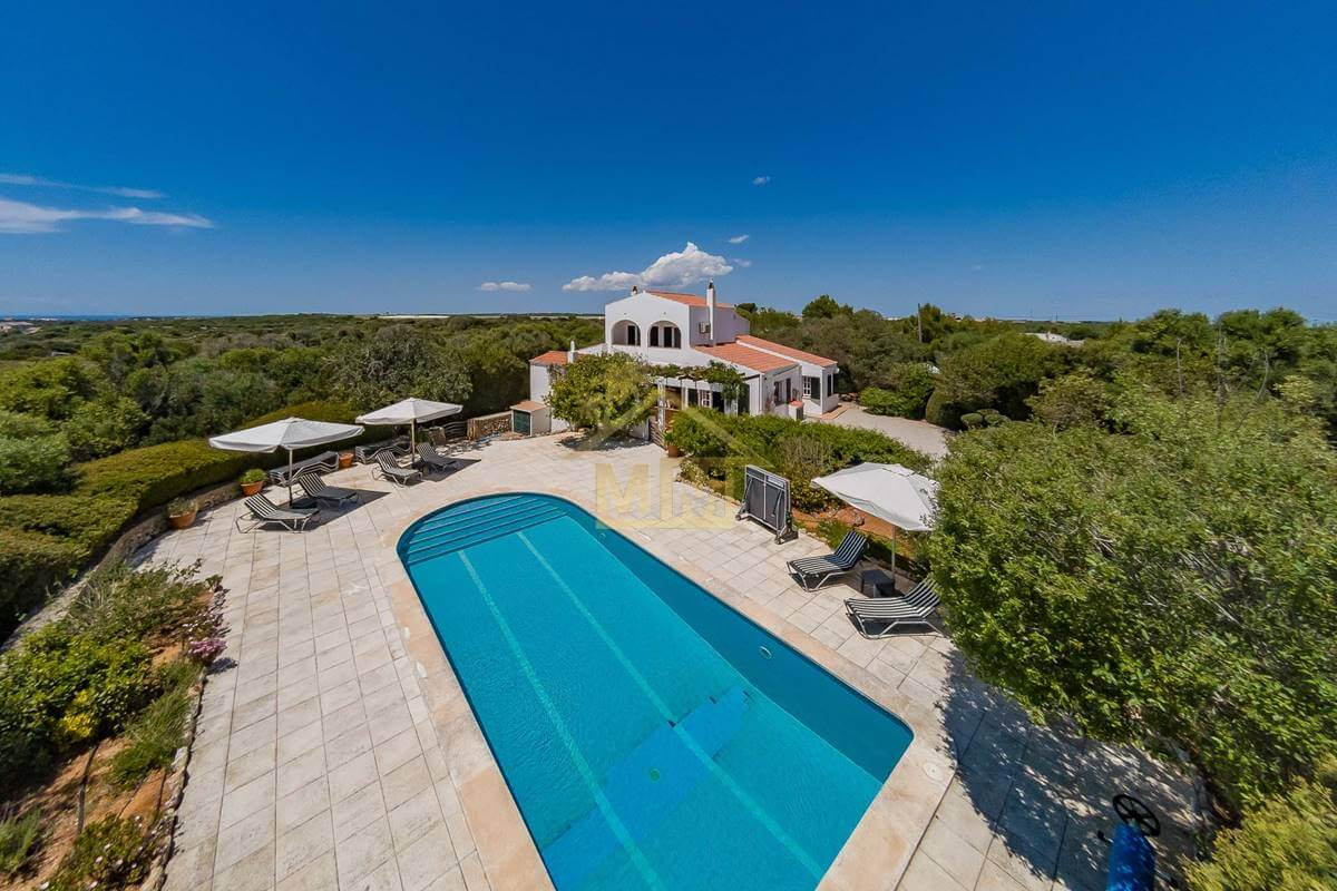 Sant Lluís | Impressive House in the Countryside