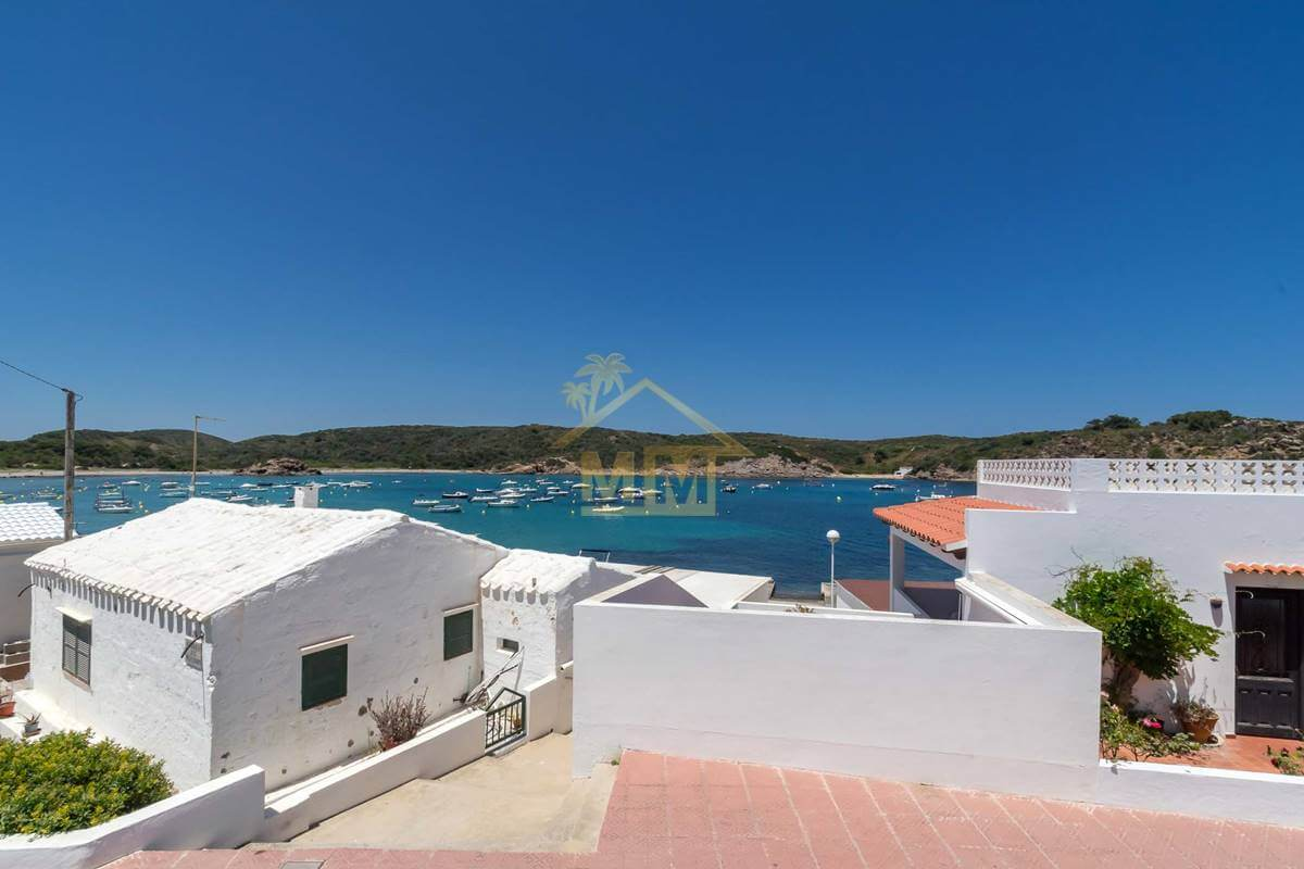 Es Grau| Typical Menorcan house with spectacular views