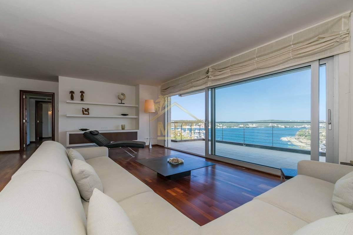 Mahón   Spacious Apartment with Stunning Views