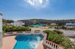 villa for sale in Canutells Mahon Menorca
