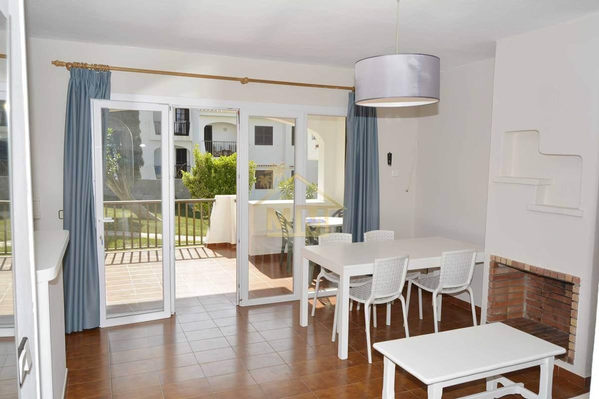Calan Porter | Apartamento con piscina y licencia turística comunitaria