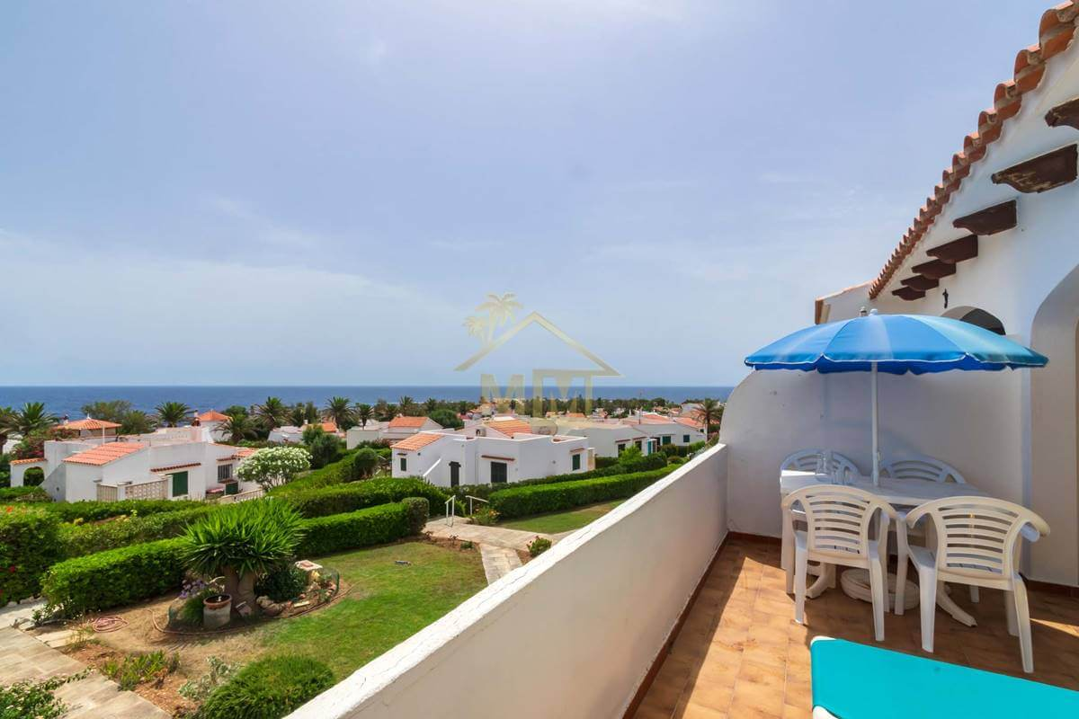 S'algar | 2-bedroom apartment with splendid sea views