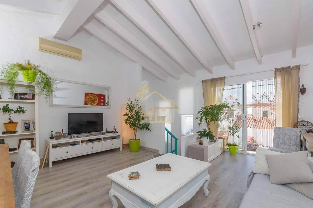 Es Castell | 3 Storey Townhouse with garage