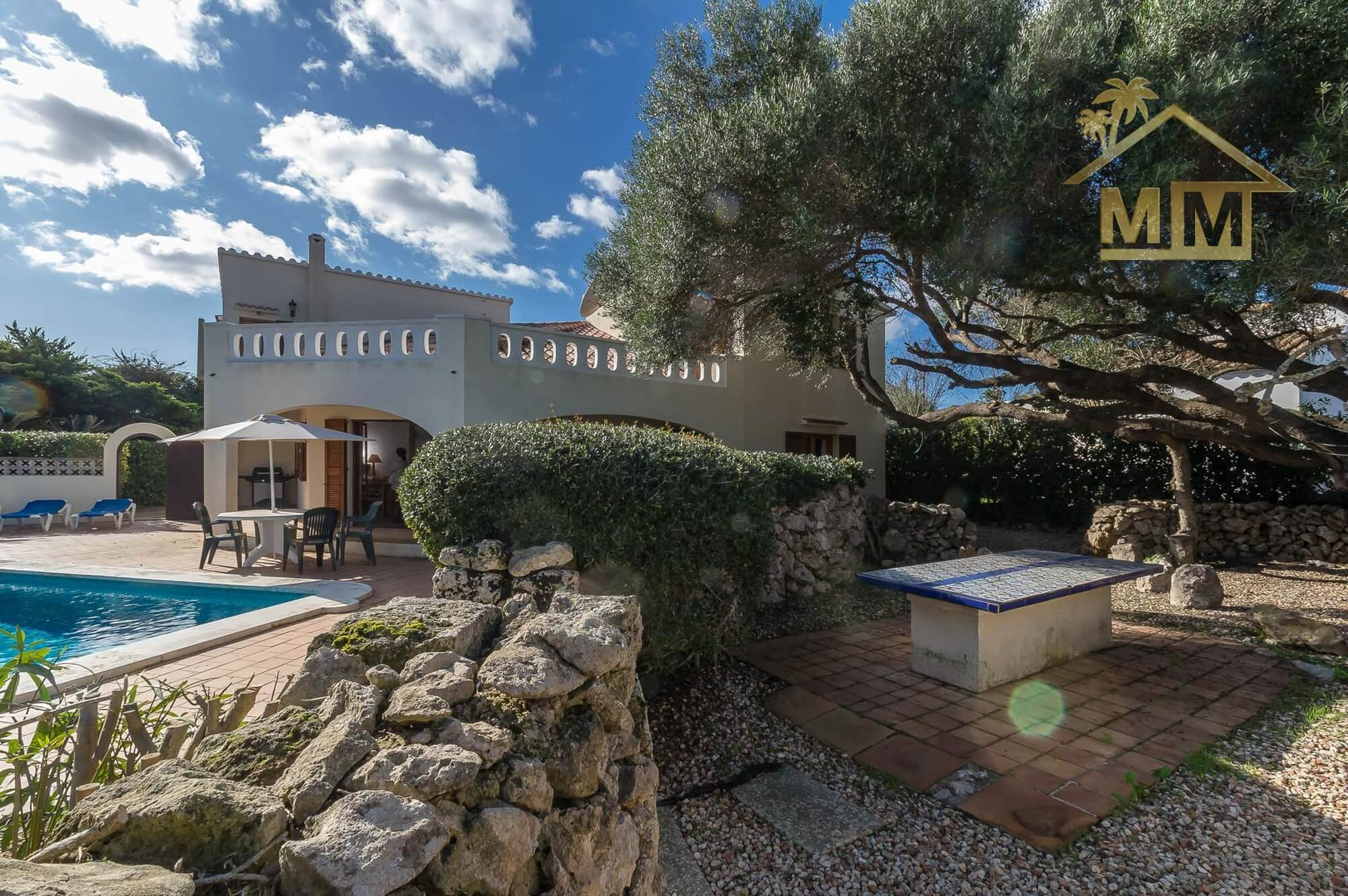 Trebaluger | 6 bedroom villa with private swimming pool