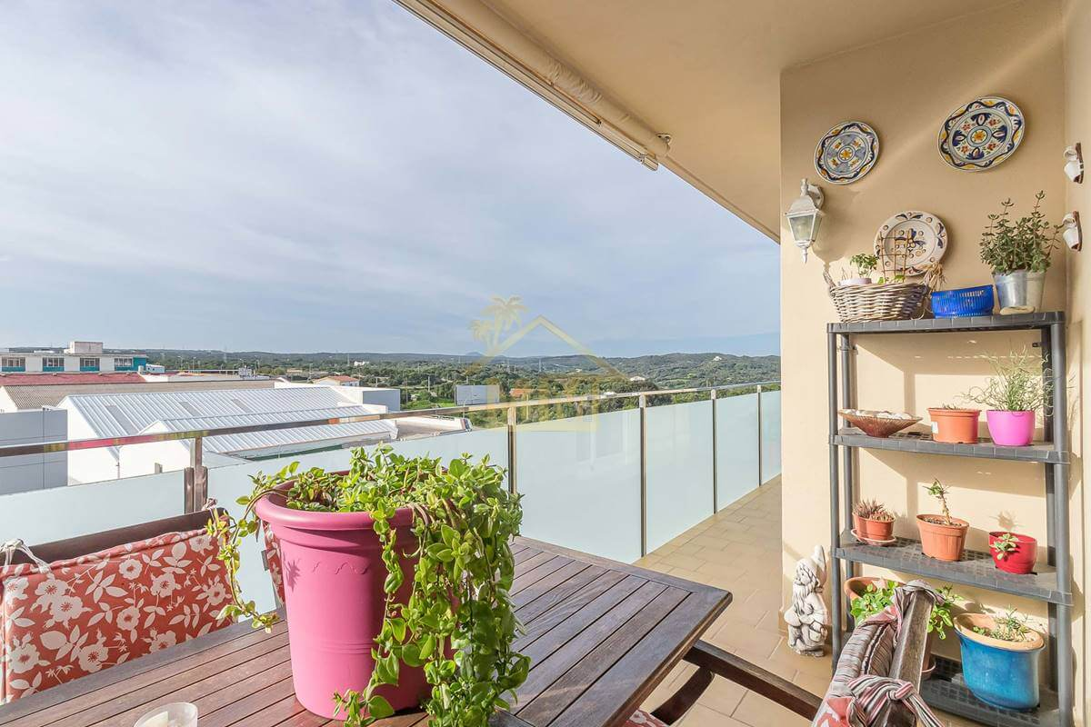 Mahón| Bright Flat with countryside views