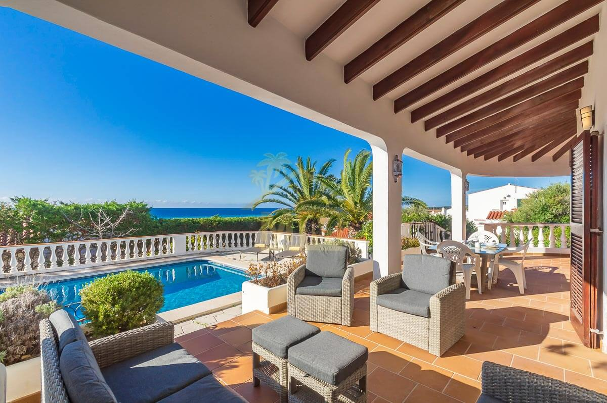 San Jaime | 4-bedroom villa with Breath-taking Sea Views
